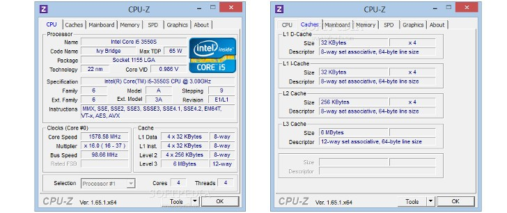 CPU-Z 1 69 2 Released for Download