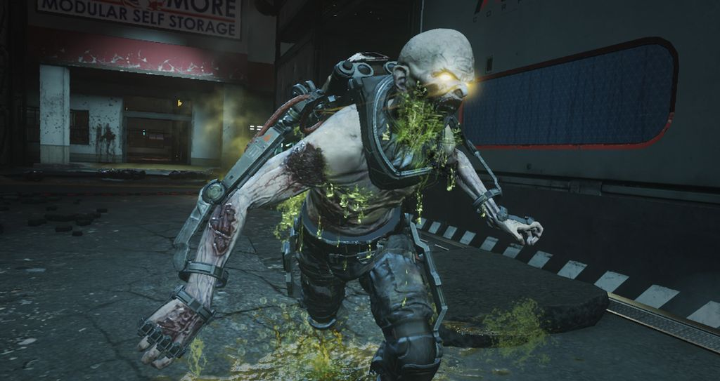 Call Of Duty Advanced Warfare Ascendance Update Changes Revealed Related To Weapons Maps Modes