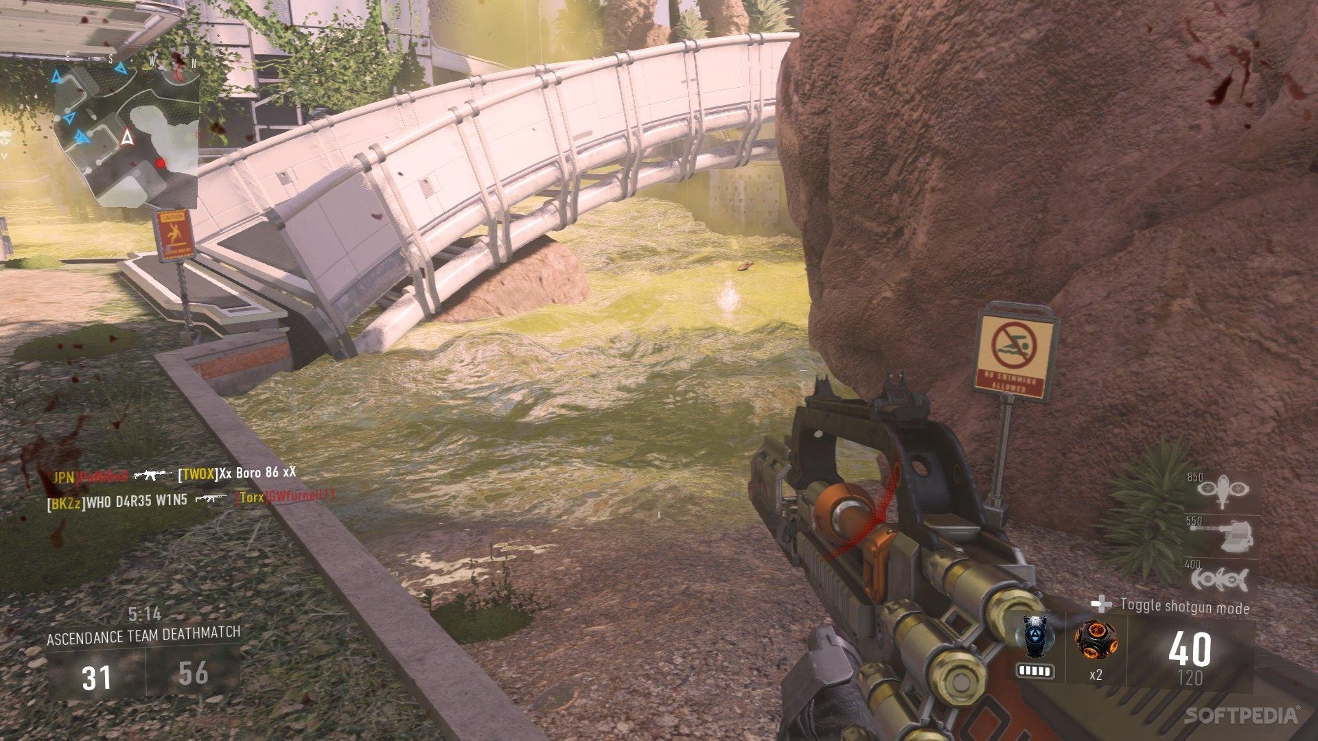 Call of Duty: Advanced Warfare Ascendance DLC Review (Xbox One)