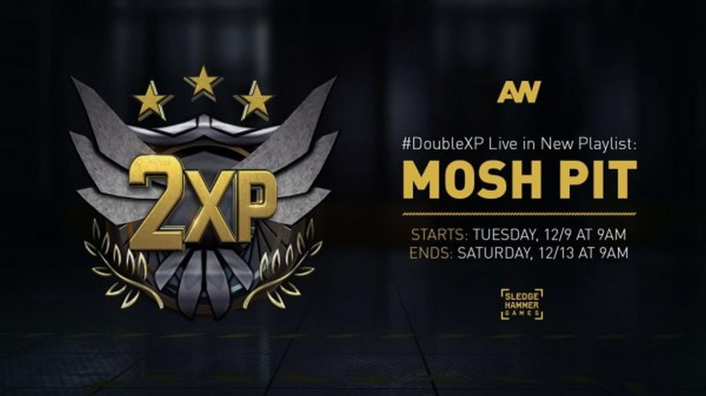 Call of Duty: Advanced Warfare Double XP Is Live, Changes Coming to