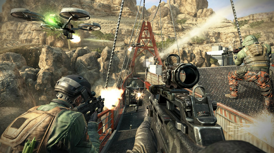 Call Of Duty Black Ops 2 Live Streams Through Youtube