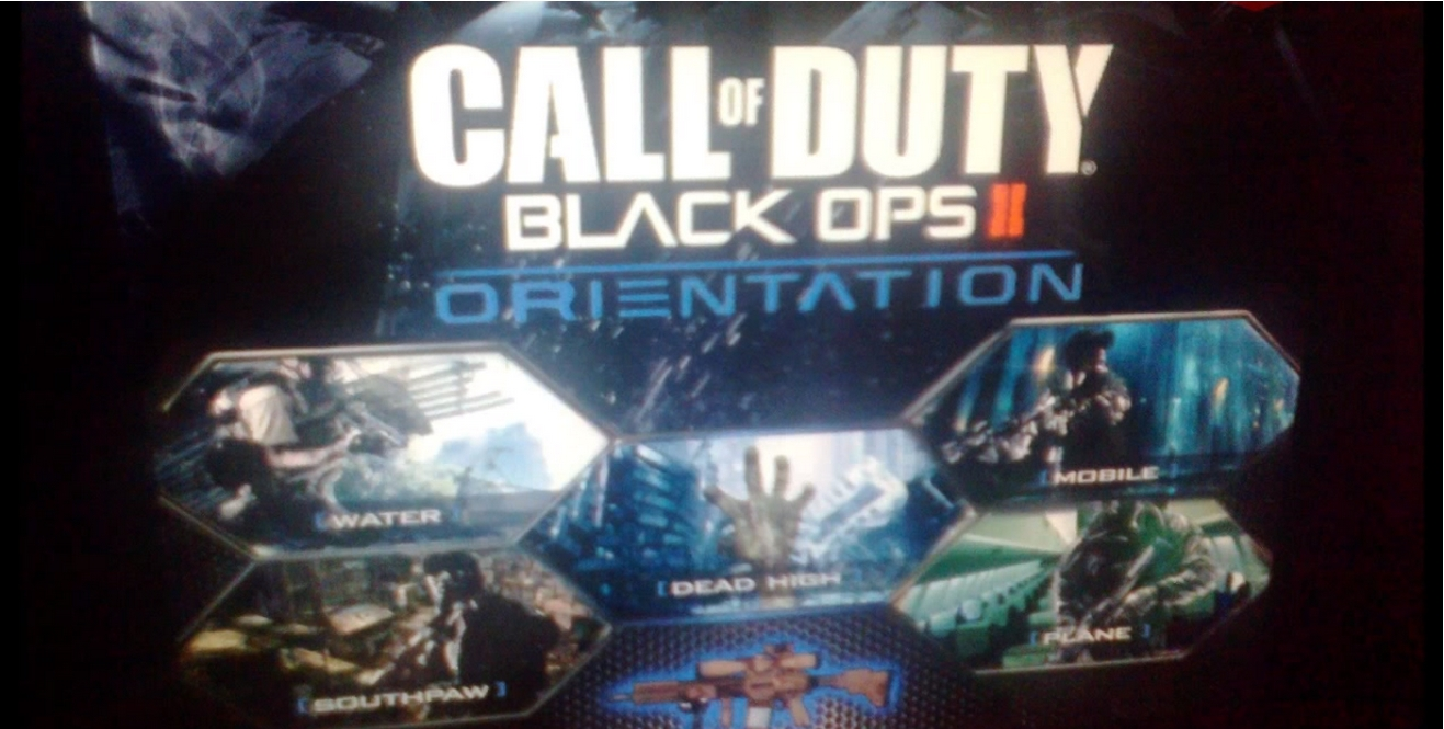 Call of Duty: Black Ops 2 Orientation Map Pack DLC Leaked Call Of Duty New Map Pack Release Date on