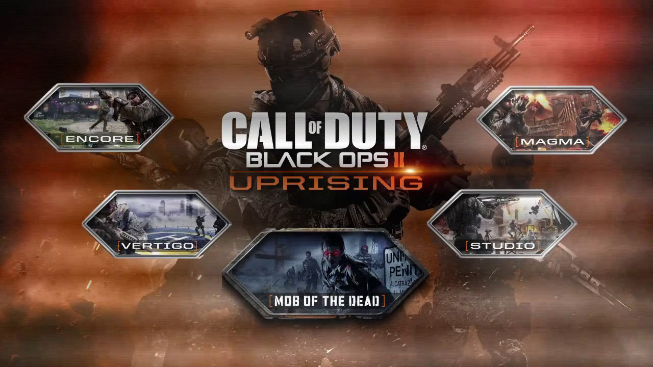 Call Of Duty Black Ops 2 Uprising Dlc Is Official Gets Full Details Video