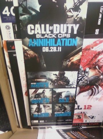 Call of Duty: Black Ops Annihilation Map Pack Announced Officially Call Of Duty Black Ops Map Packs on