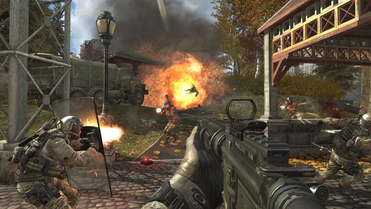 Call Of Duty Modern Warfare 3 Dlc Out For Ps3 Elite Members This