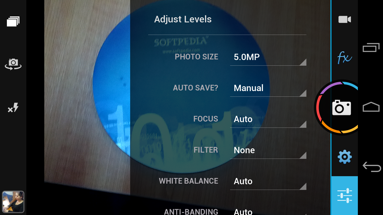 Camera ZOOM FX 4.0.0 for Android Brings a New UI, Handful ...