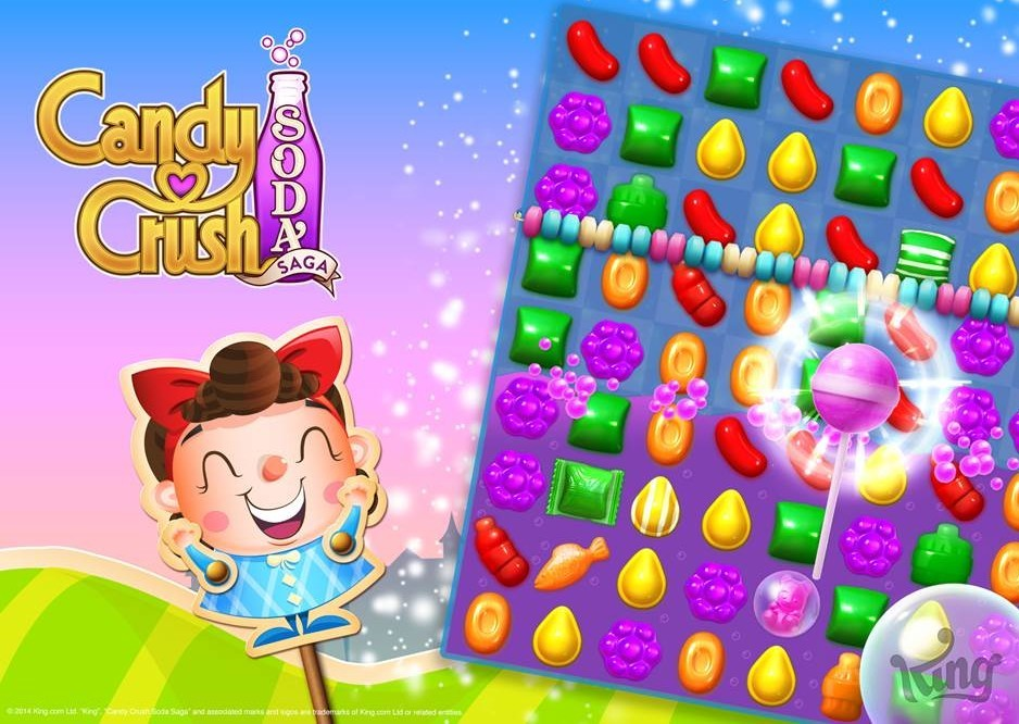 Candy Crush Soda Saga for Android Out Now on Amazon Appstore