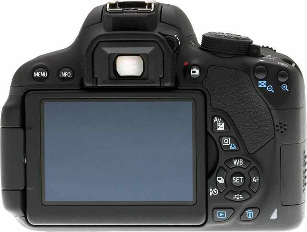 Canon's EOS 700D/Rebel T5i Camera Gets Firmware 1.1.4 ...
