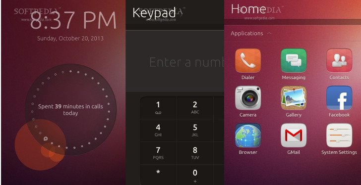 Canonical Working Hard to Promote Ubuntu Touch Image with Android