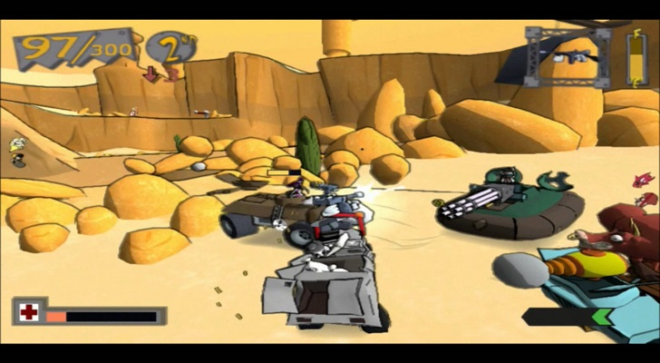 Cel Damage HD Will Come to PS3, PS4 and PS Vita This Spring