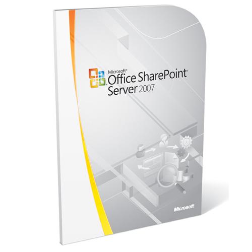 Certification For Microsoft Office SharePoint Server 2007