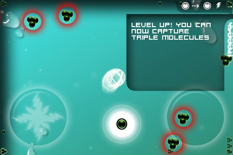Chilling Puzzle Game Freeesh Launches as Free Download on iTunes