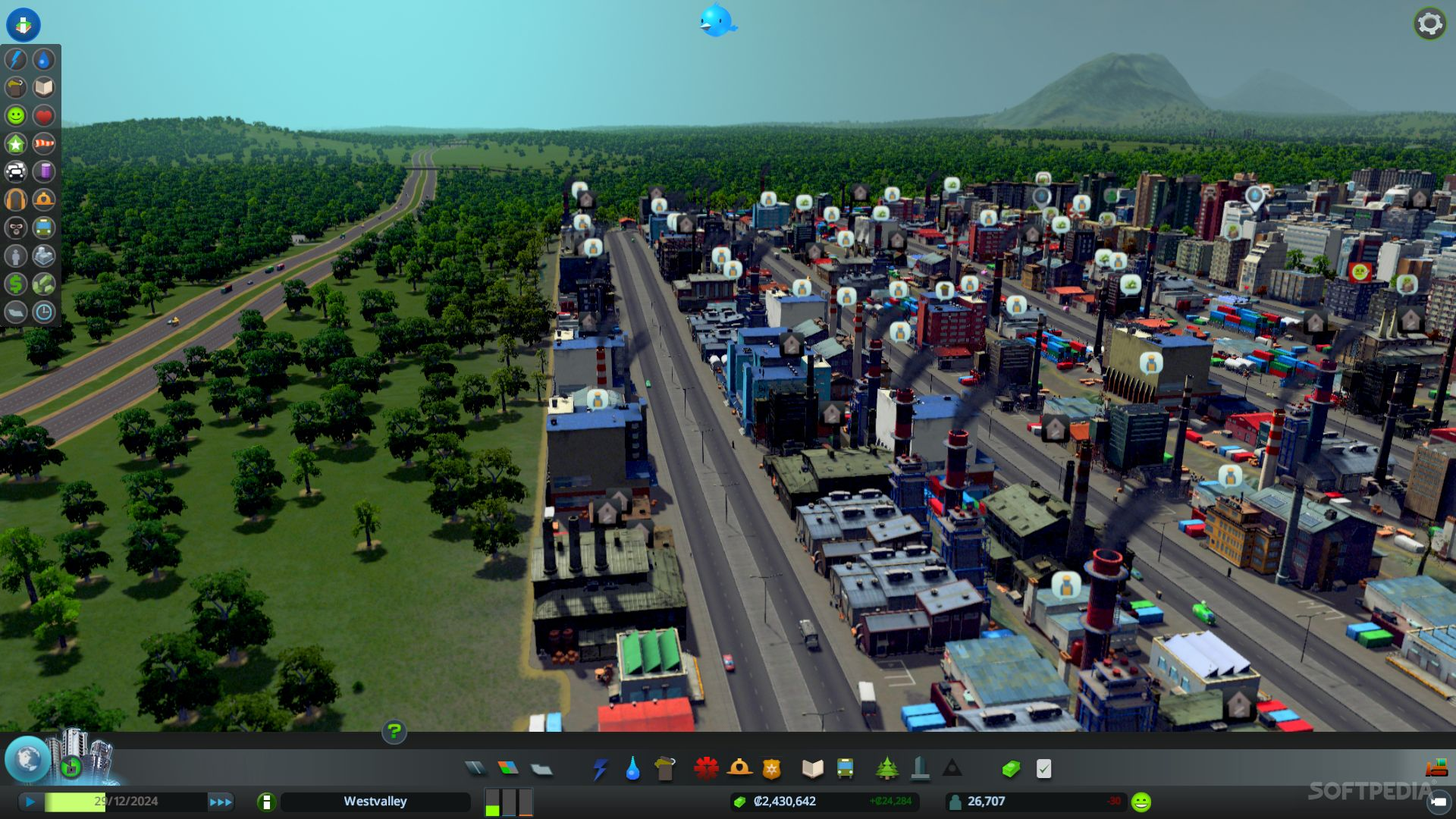 Cities: Skylines Patch 1 07c Is Live, Deals with Technical Issues