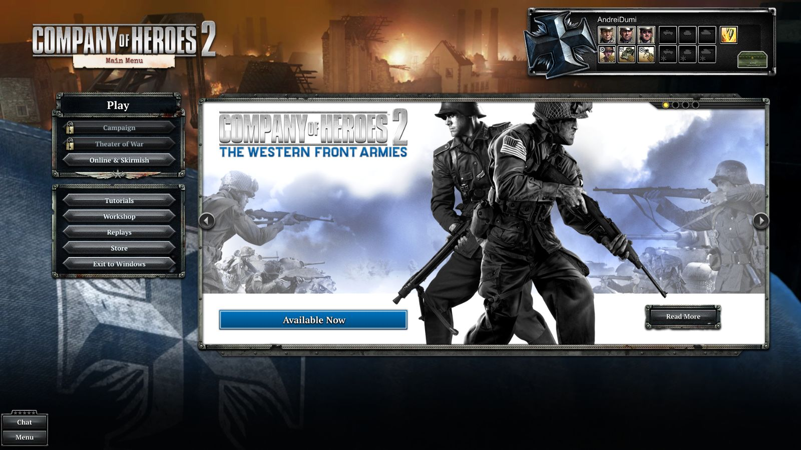 Company Of Heroes 2 The Western Front Armies Review Pc