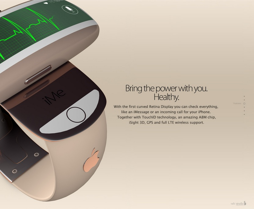 Could Apple's iWatch Really Look like This? – Gallery