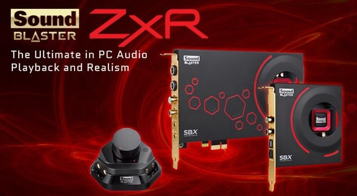 Creative Releases Driver Version 1 00 24 for Its Sound Blaster Z