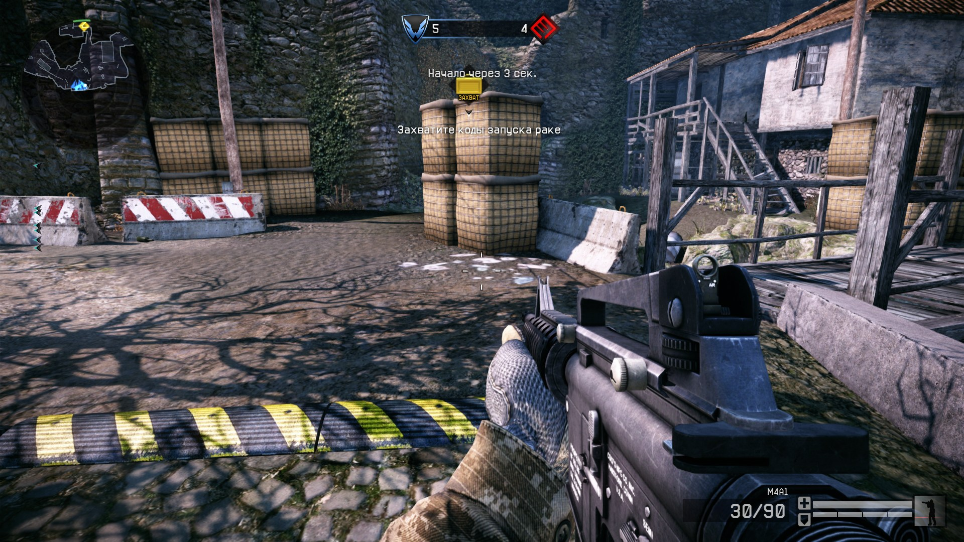 Crytek Releases Nevada Storm Update for F2P Shooter Warface