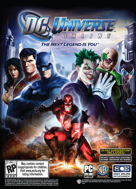 dc universe free to play ps3
