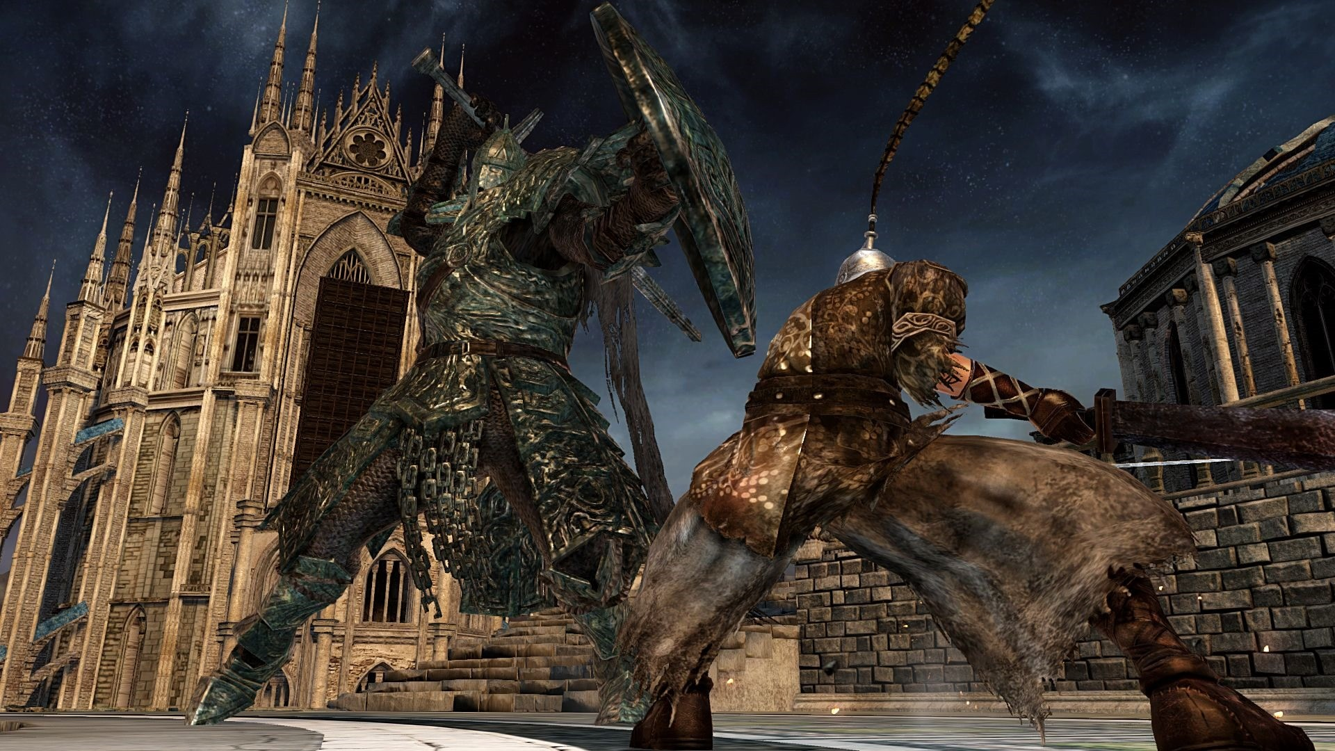 Dark Souls 2 Looks Great On PC, As New Batch Of