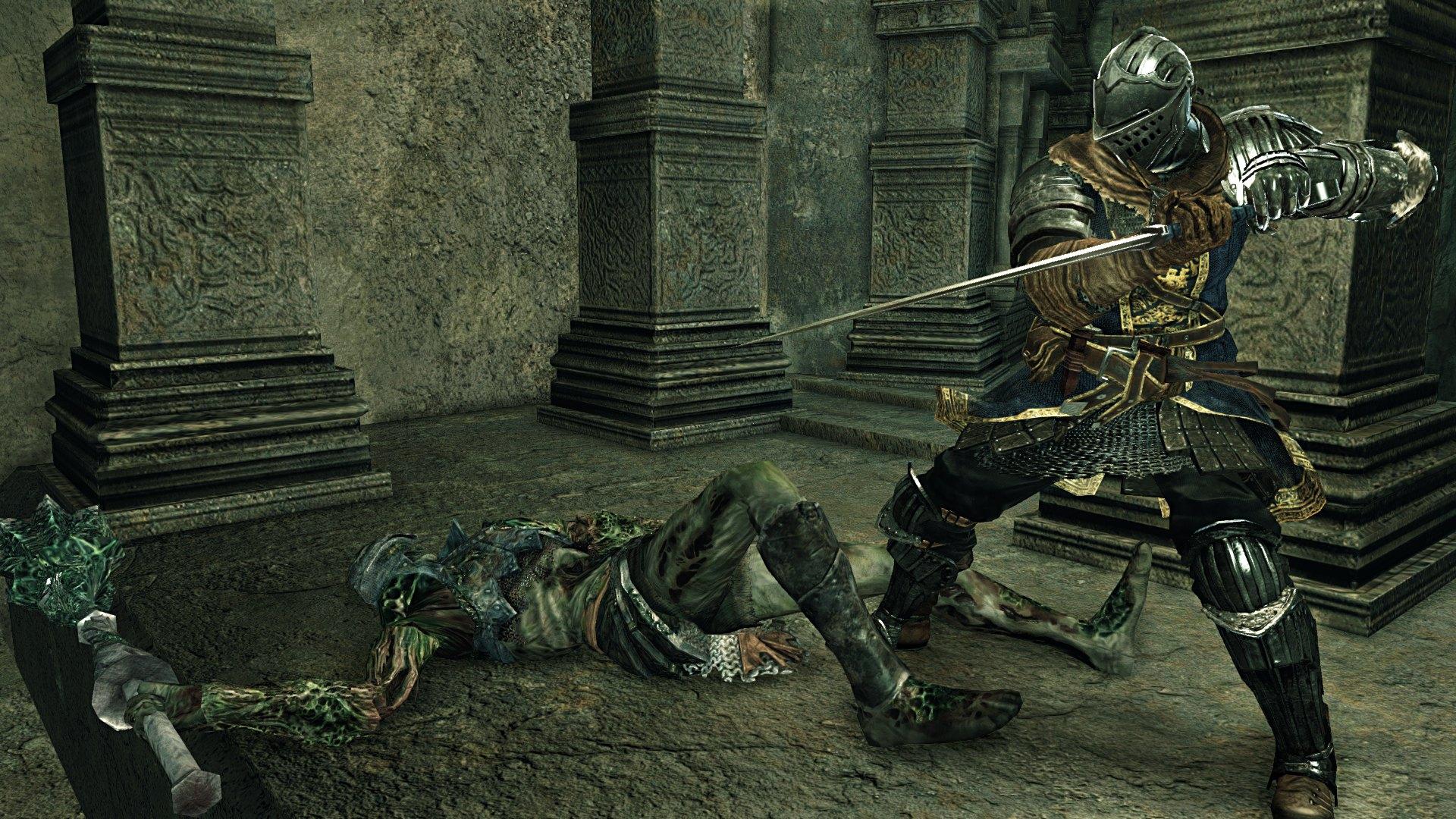 Dark Souls 2: Scholar Of The First Sin Gets Fresh Gameplay