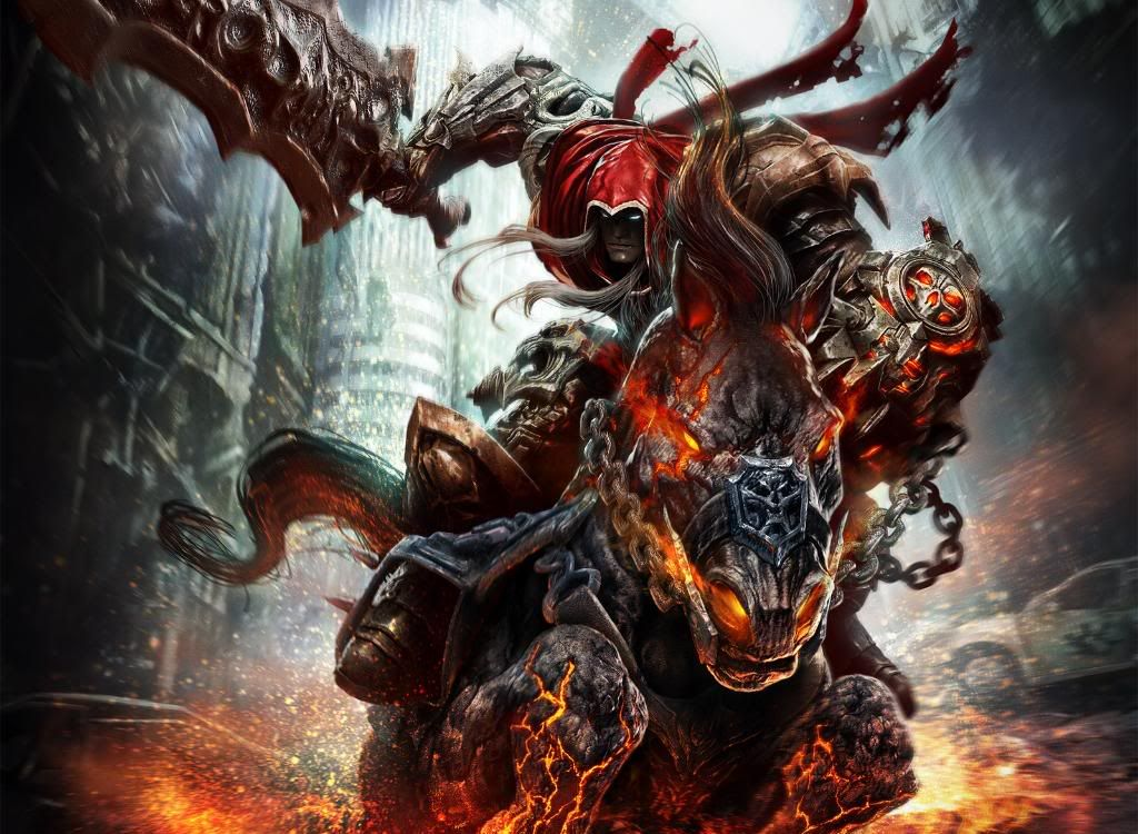 Darksiders 2 Will Be Released in 2012