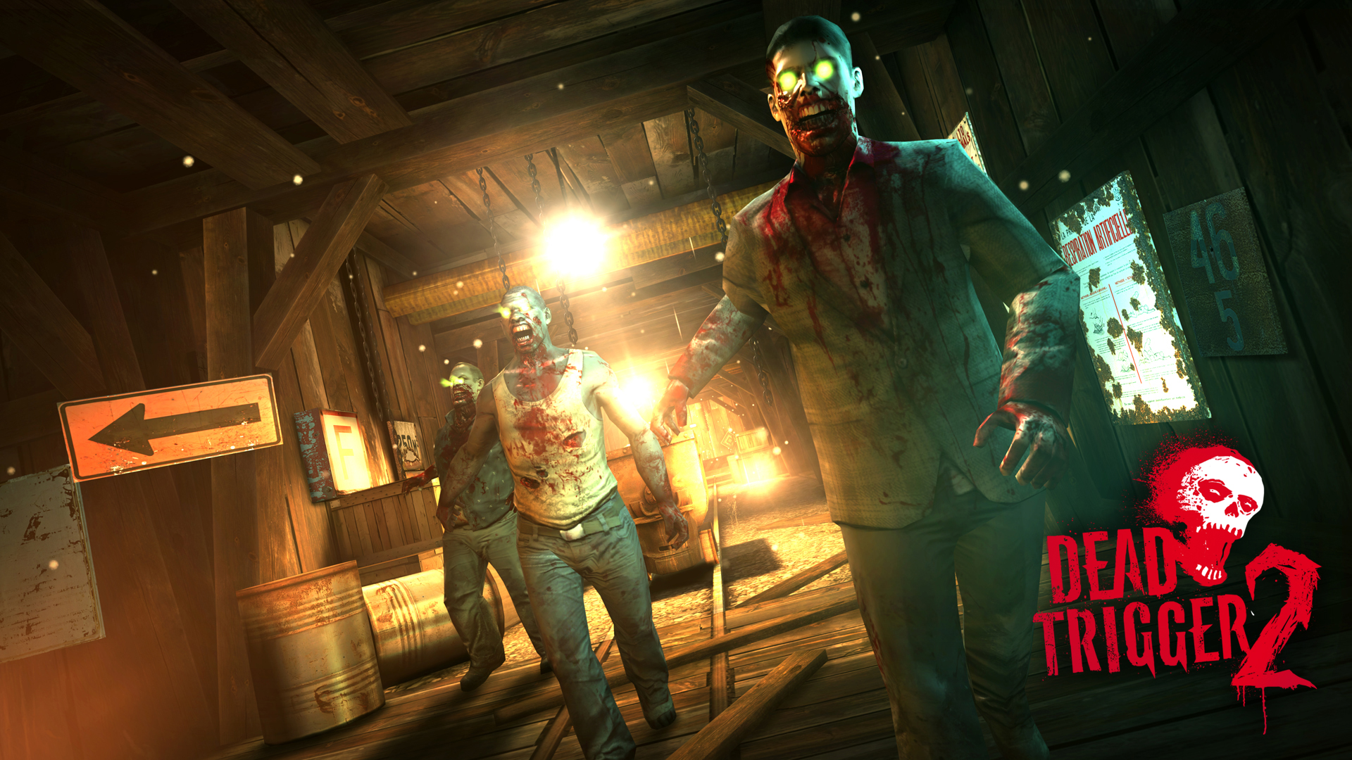 Dead Trigger 2 For Android And Ios To Arrive On October 23