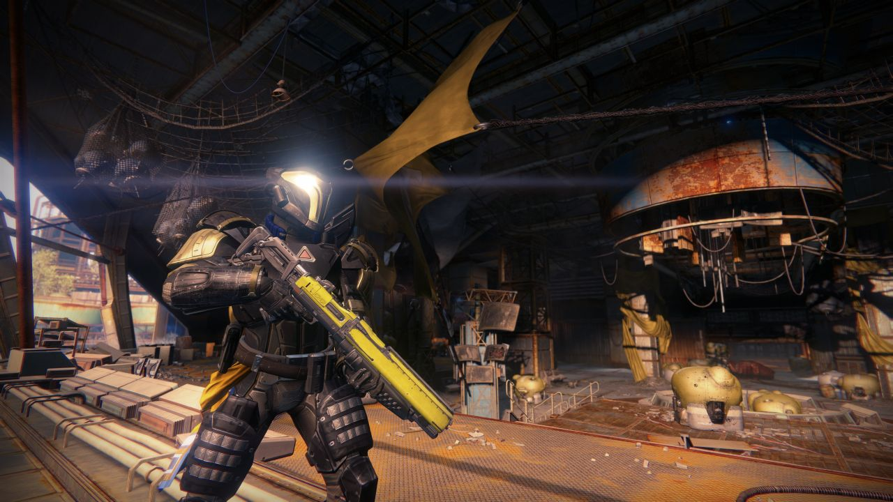 Destiny Black Load Screen Problem Solved, Involves Game Re