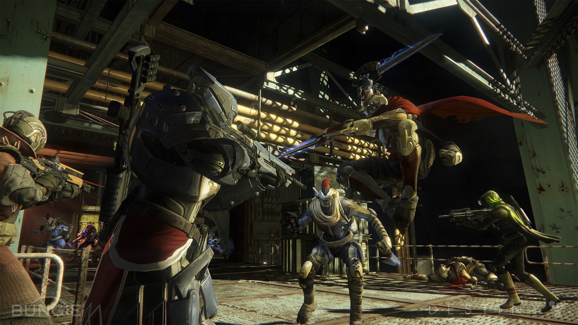 7bf6b7db37858 Destiny Has Caterpillar Connection Problems on Xbox One and 360 ...