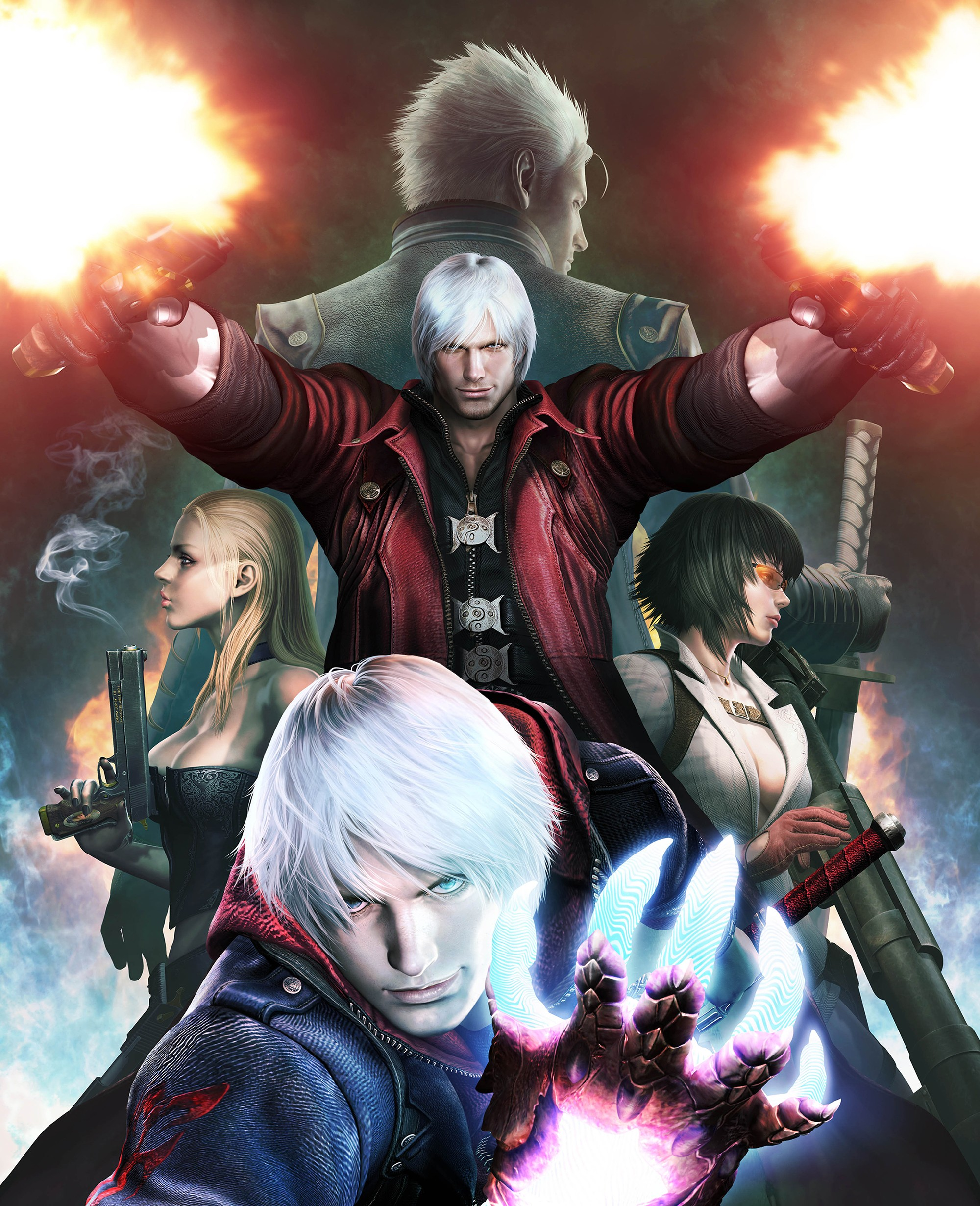 Devil May Cry 4 Special Edition Coming To PC, Xbox One And