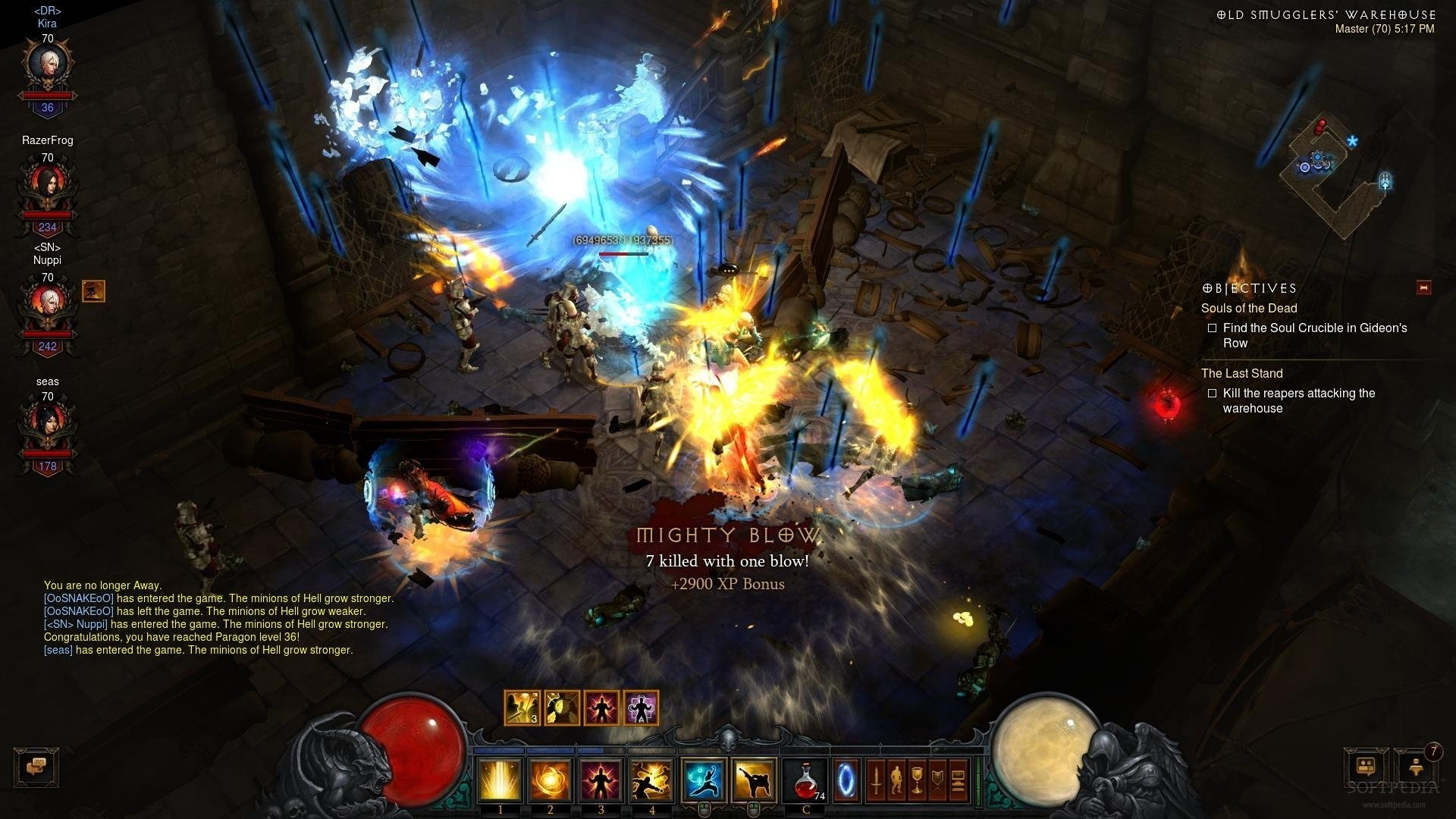 Diablo 3 Gets New Hotfix Update to Solve Damage over Time