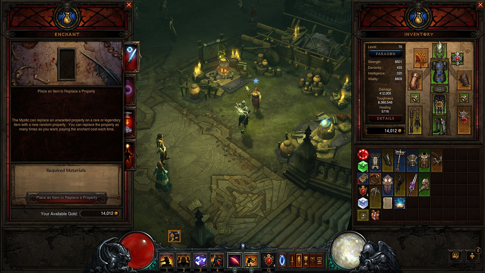 Diablo 3 Patch 2 0 5 Causes Crashes in Rifts, Mystic