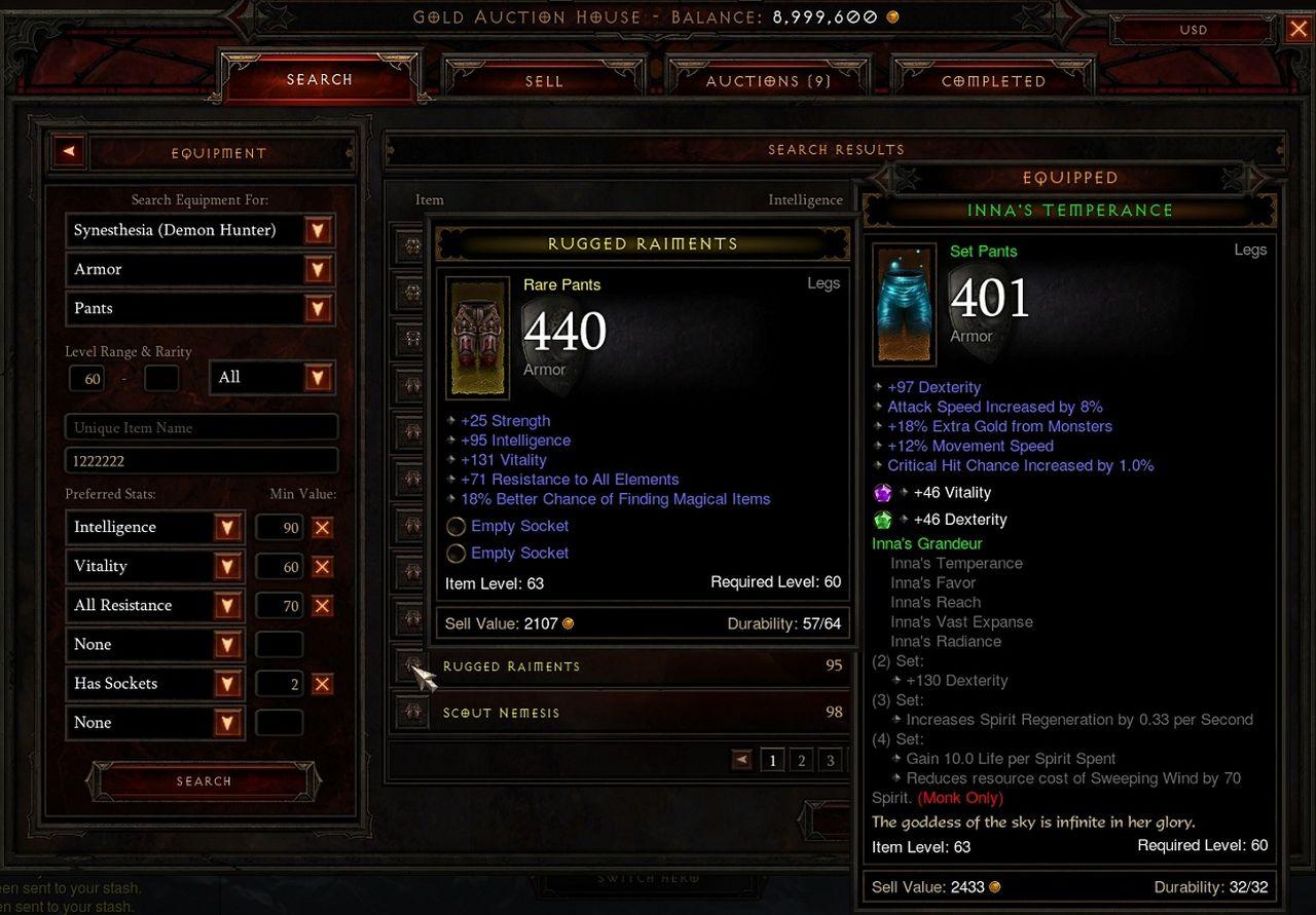 Diablo 3 RMAH