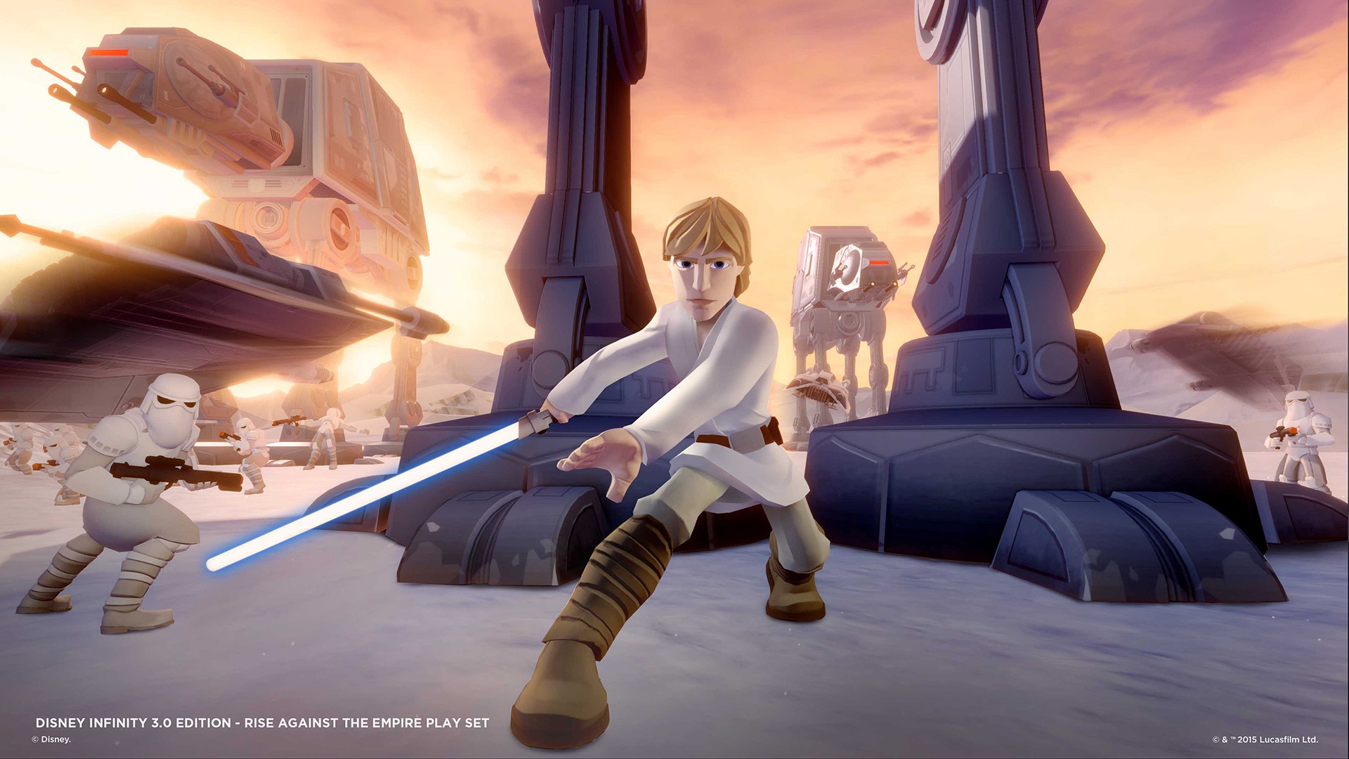 Disney Infinity 3 0 Star Wars Rise Against The Empire Gets Details New Images