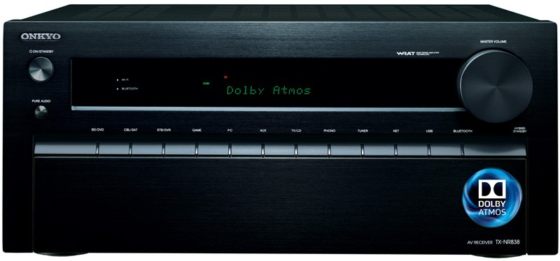 Dolby Atmos Now Supported on Onkyo and Pioneer A/V Receivers