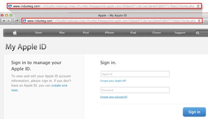 Don't Change Your Apple ID Password Through Emails, Phishing Scams
