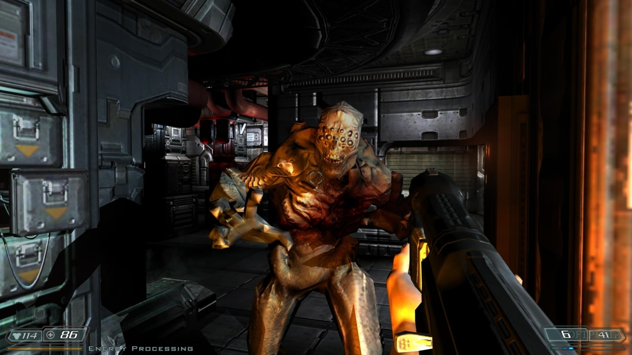 Doom 3: BFG Patch Out Now on Steam, Brings More Options