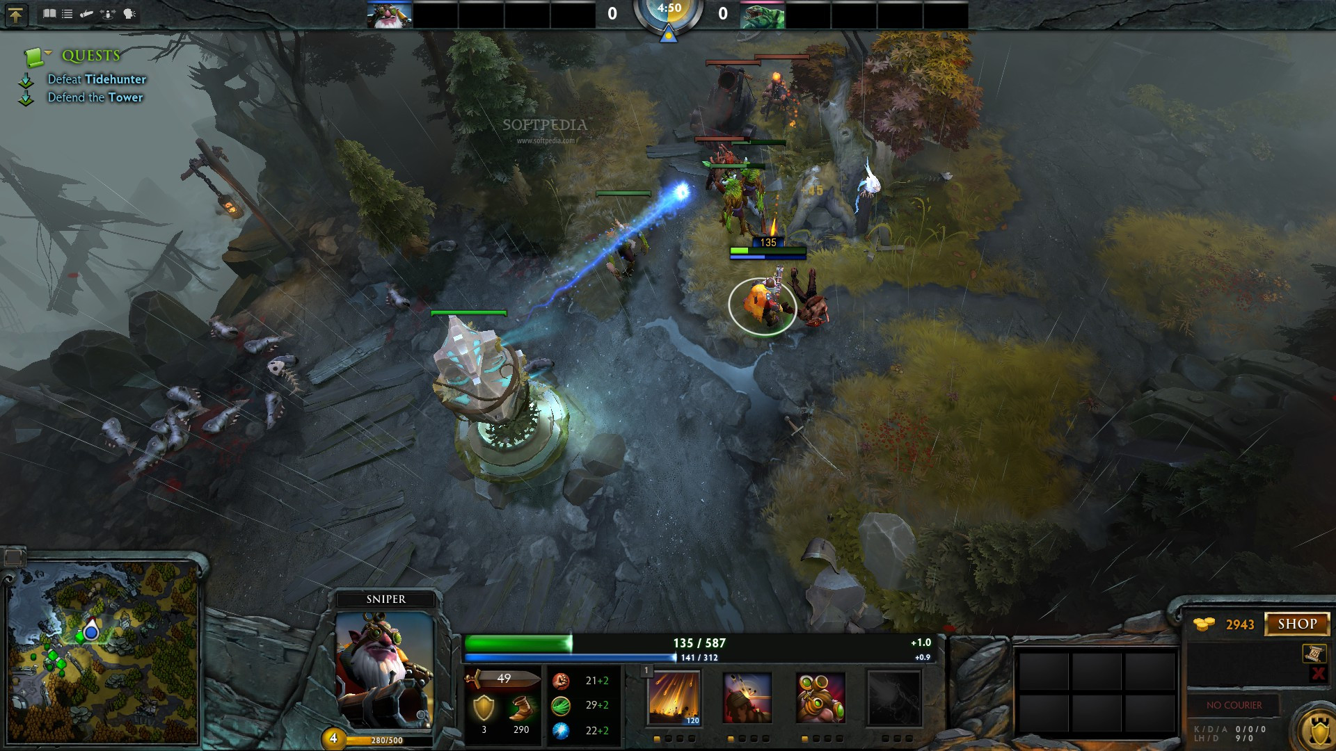 Dota 2 adds 1v1 Practice new Team Matchmaking