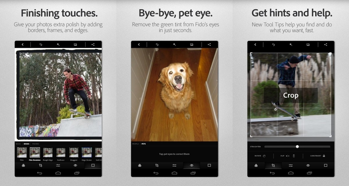 Download Adobe Photoshop Express 2.2.190 for Android