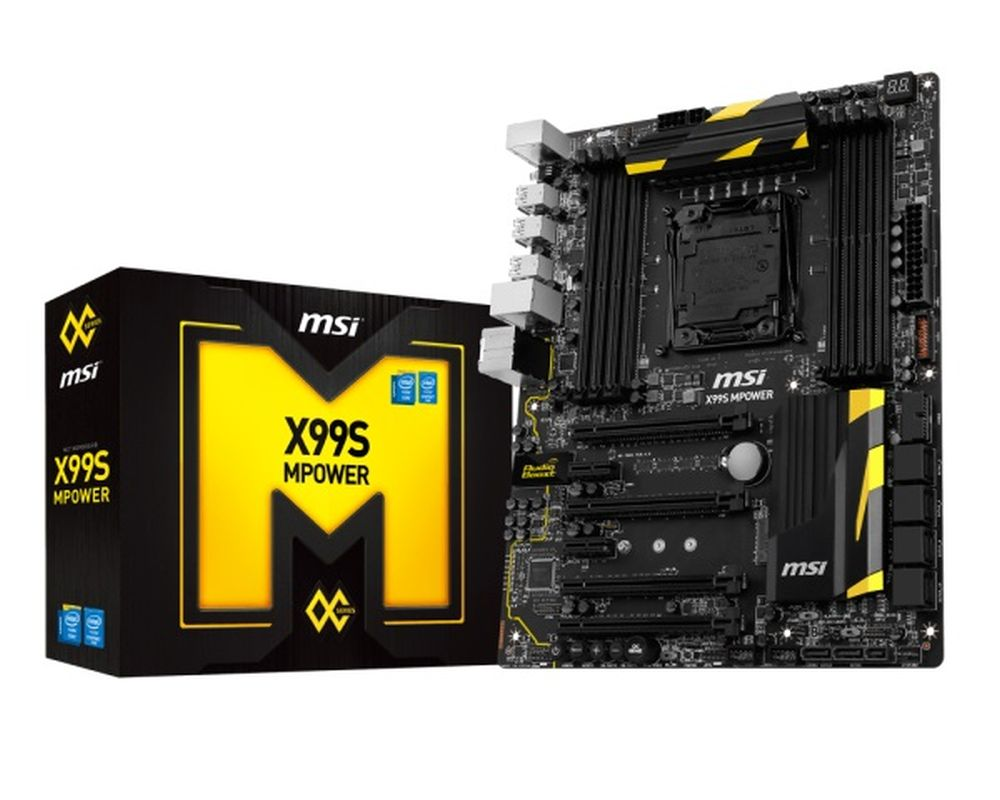 Featured Motherboard