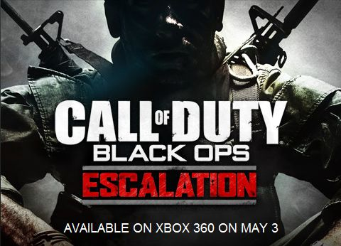 Download Call of Duty: Black Ops Escalation DLC on Xbox 360 Now