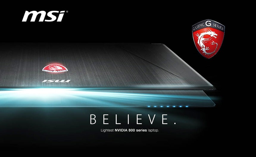 MSI GS60 2PL Ghost Driver for PC
