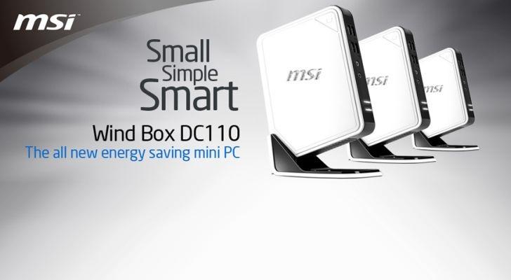 DRIVER: MSI DC110 WIND BOX REALTEK CARD READER