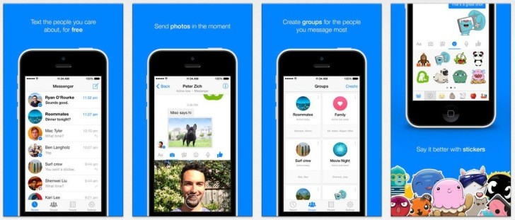 Download Facebook Messenger 5 1 for iOS