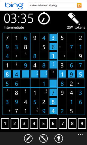 Download Free Minesweeper and Sudoku for Windows Phone 7
