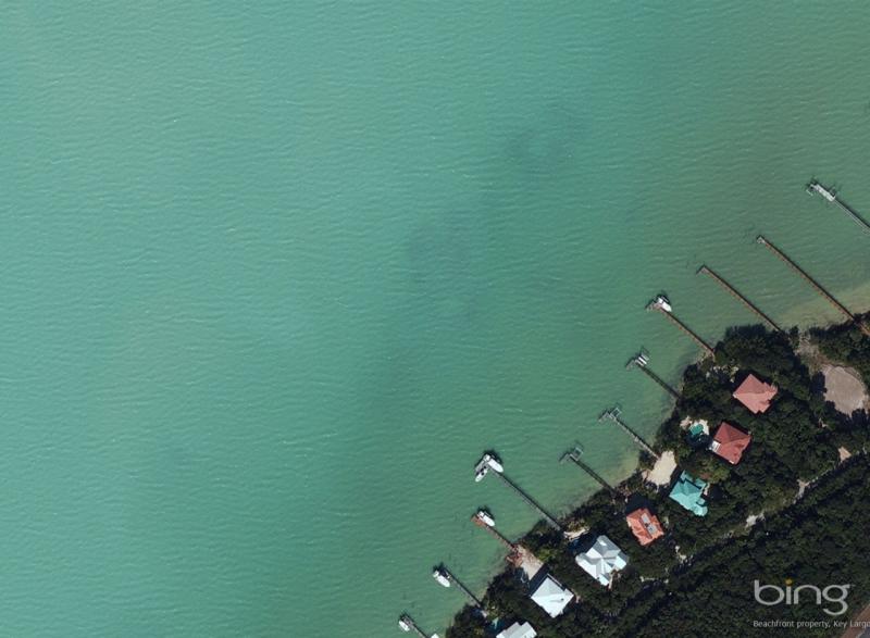 windows 7 bing maps aerial imagery dynamic theme