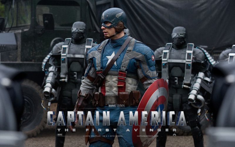 Download Free Windows 7 Captain America Theme