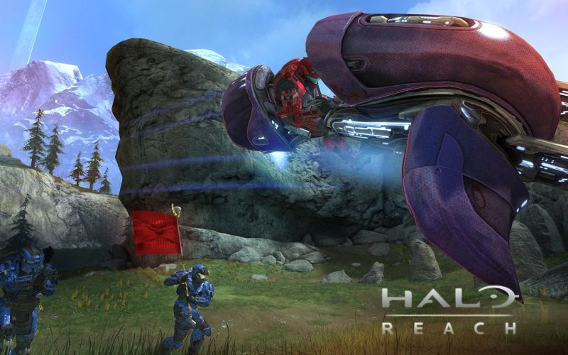 Download Free Windows 7 Halo: Reach Theme