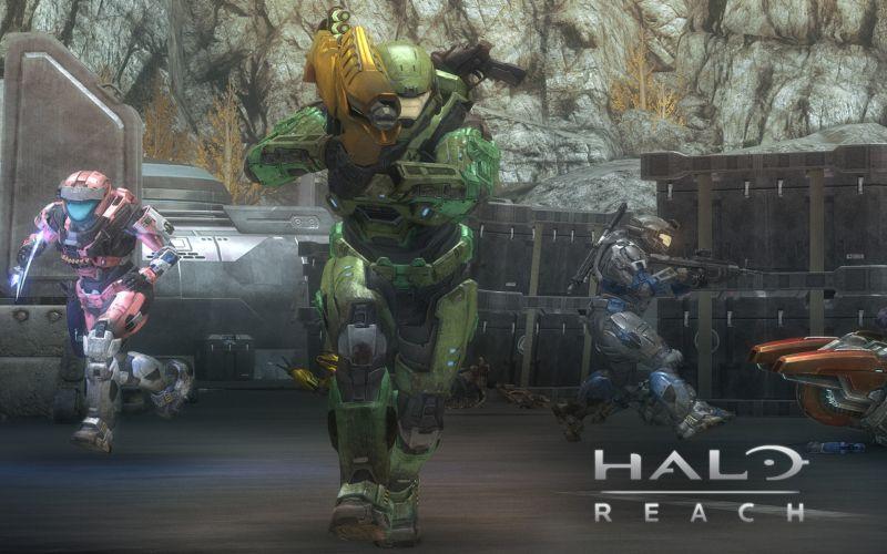 Download Free Windows 7 Halo: Reach Theme