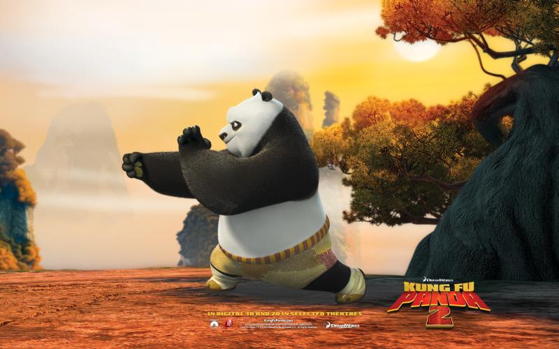 download free windows 7 kung fu panda 2 theme
