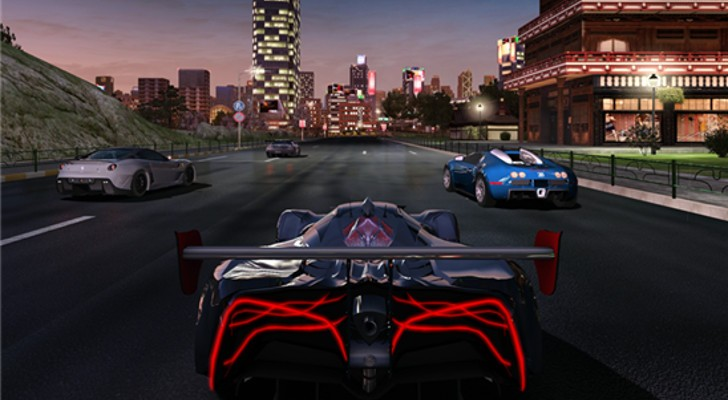 Download GT Racing 2 for Windows Phone for Free